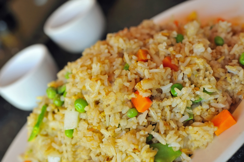 how to cook chinese fried rice